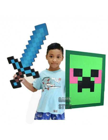 Пиксельный набор Рыцарькрафт