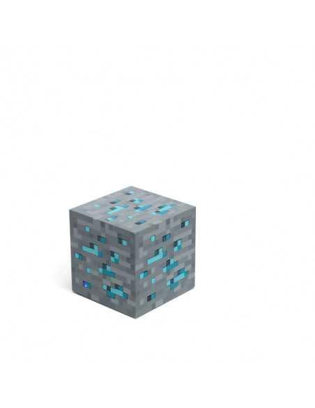Ночник Алмазная руда Minecraft аккамуляторный кубик
