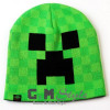 Шапка зимняя Minecraft Creeper (Крипер)
