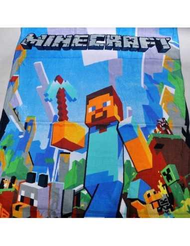 Пляжное полотенце Minecraft