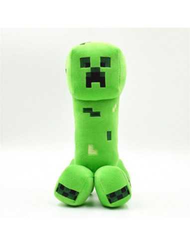 """Мягкая игрушка """"Крипер"""" большой, Minecraft"""