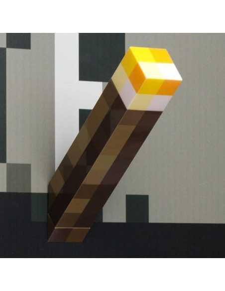 Светильник Факел Майнкрафт (Minecraft)
