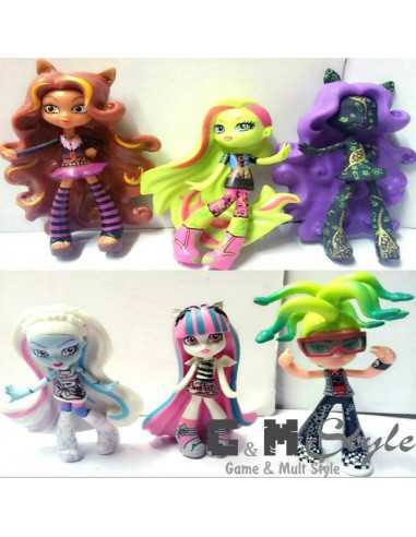 Фигурки героев Monster High