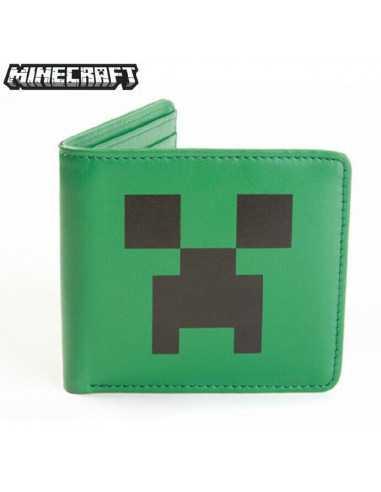 Бумажник Minecraft Creeper оригинал от Jinx