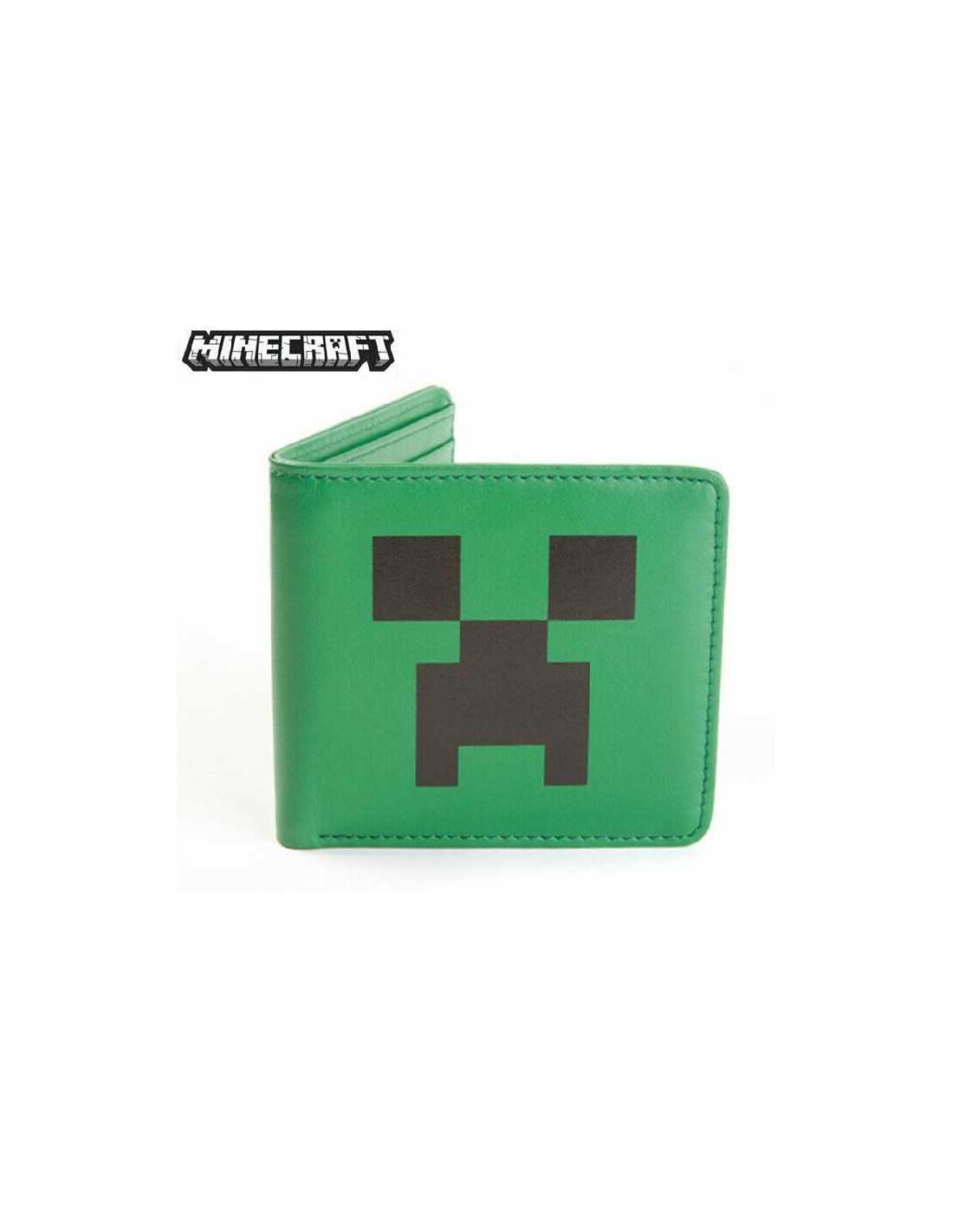 Бумажник MineCraft