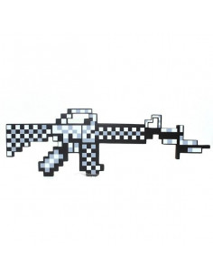 Железный автомат M16 Minecraft
