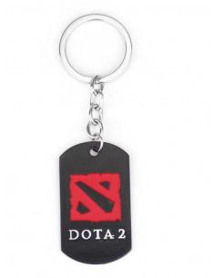 Брелок Dota2 чёрный