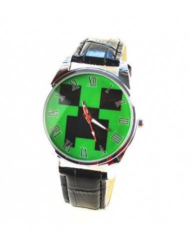 Часы наручные Minecraft Creeper