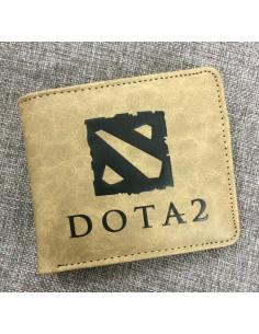 Кошелек с логотипом Dota2 светлый