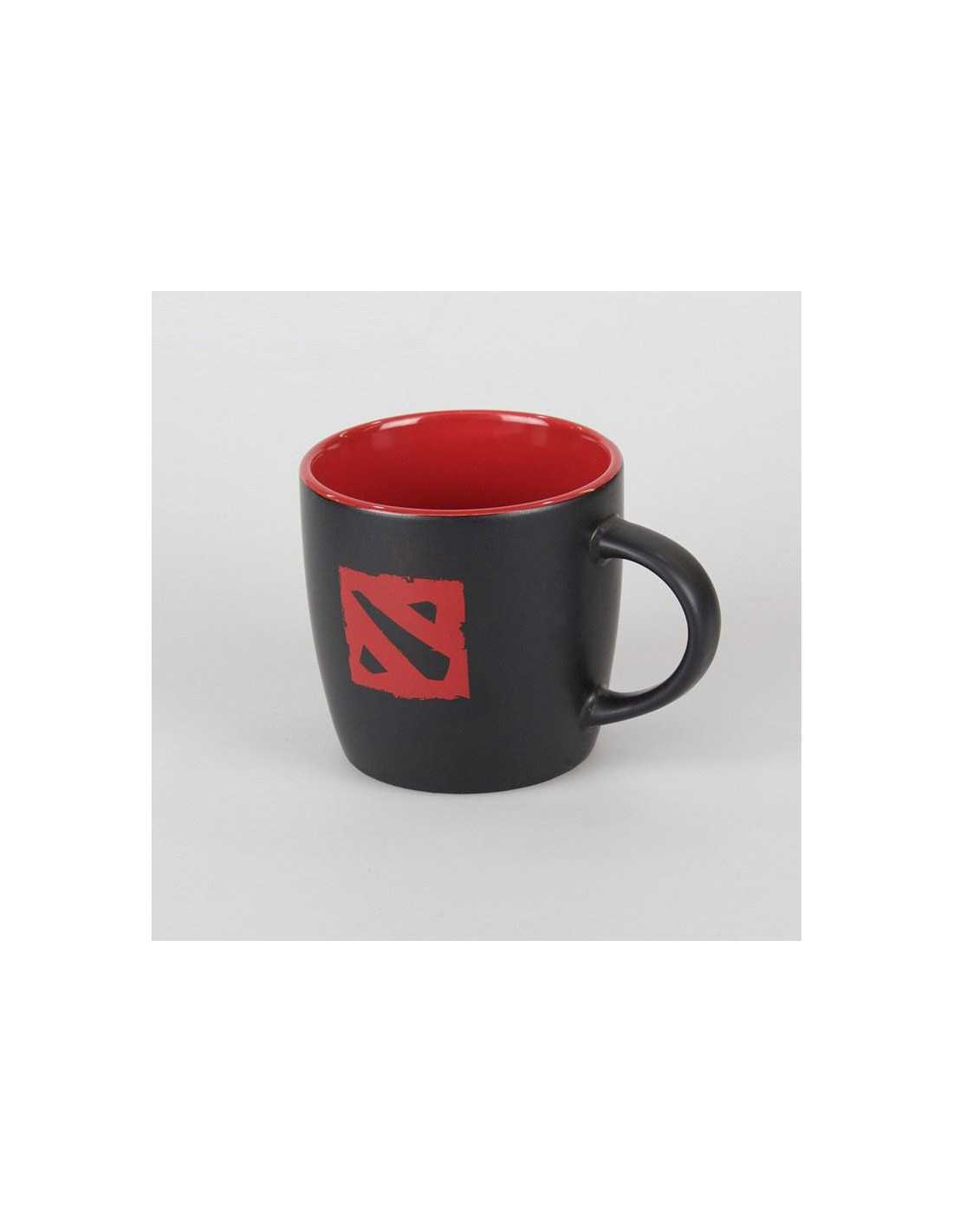 Чашка с логотипом Dota2