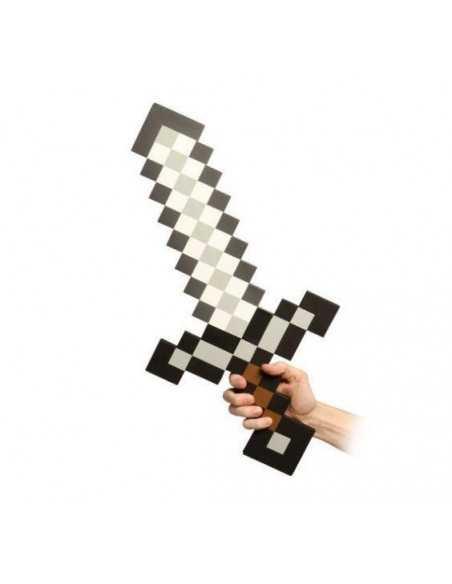 Железный меч Minecraft строгий