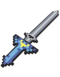 Синий самурайский меч Katana Майнкрафт (Minecraft)