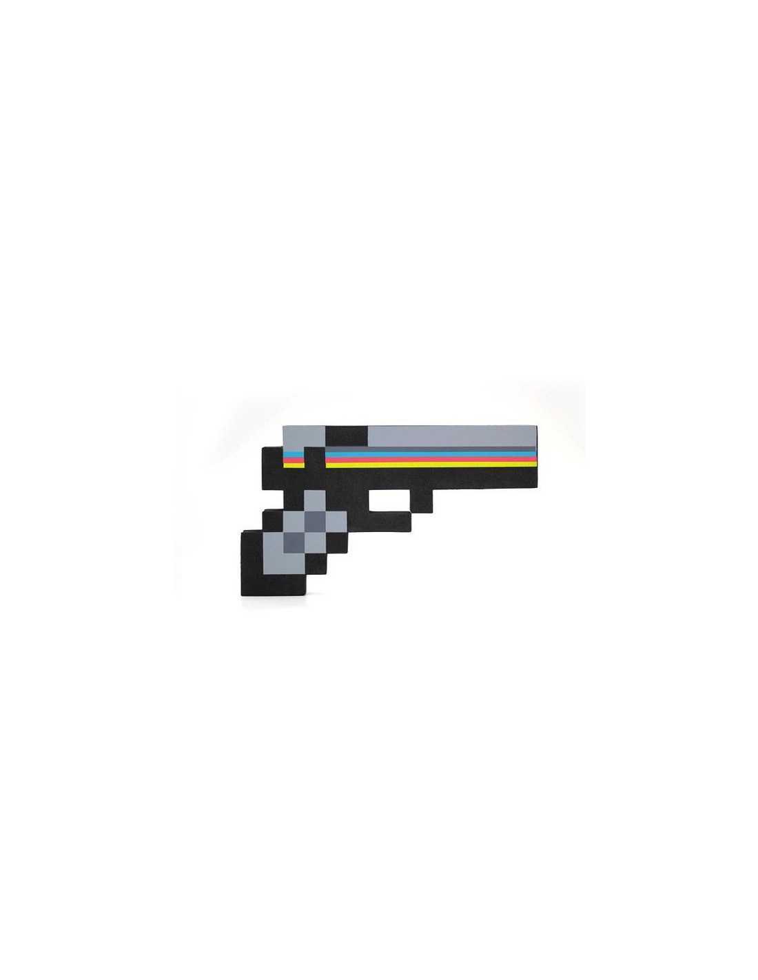 Железный пистолет Minecraft