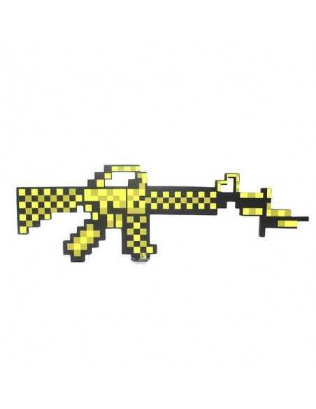 Золотой автомат Minecraft