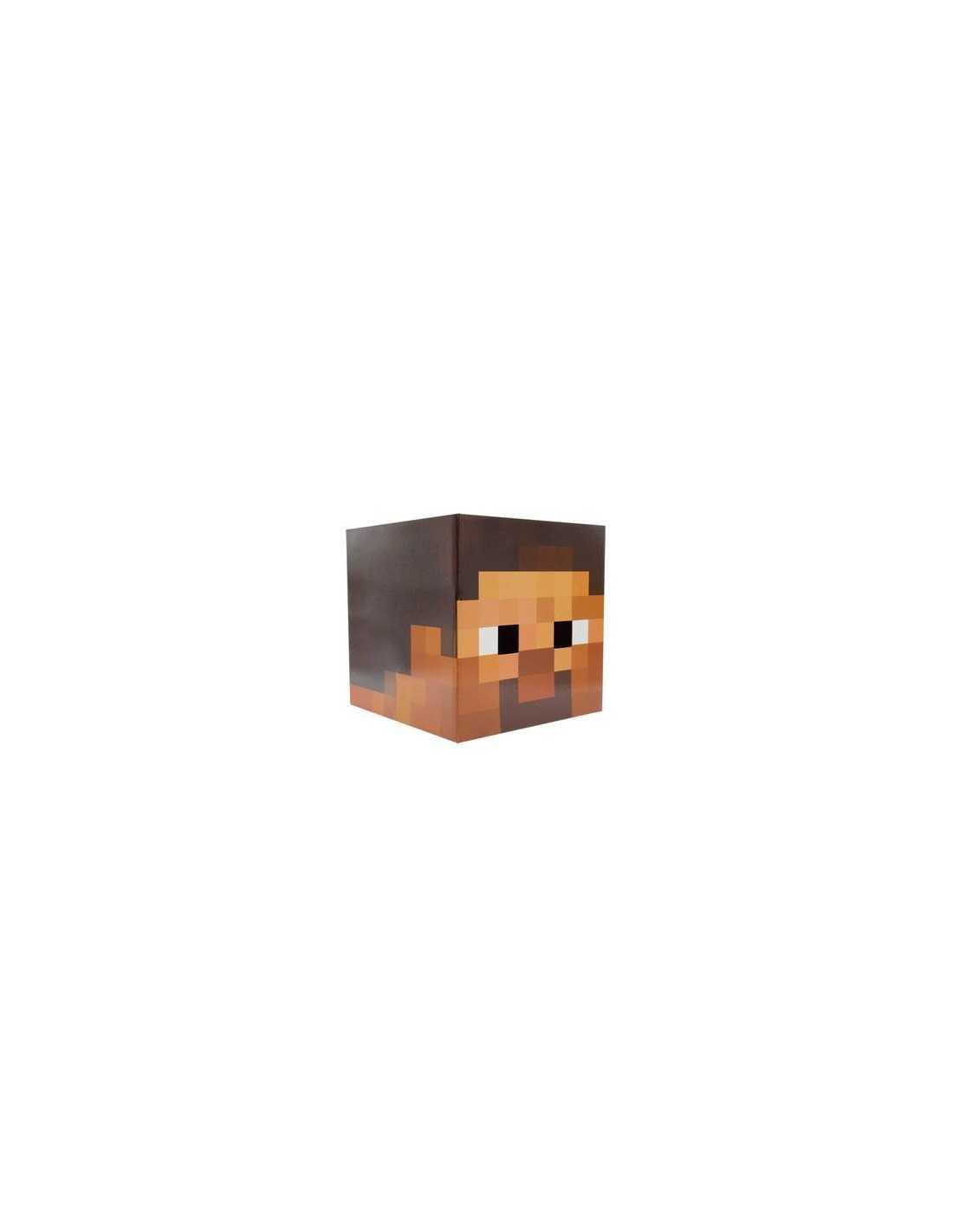 Маска голва Стива Minecraft