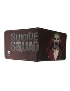 Кошелек бумажник Suicide Squad от Джокера