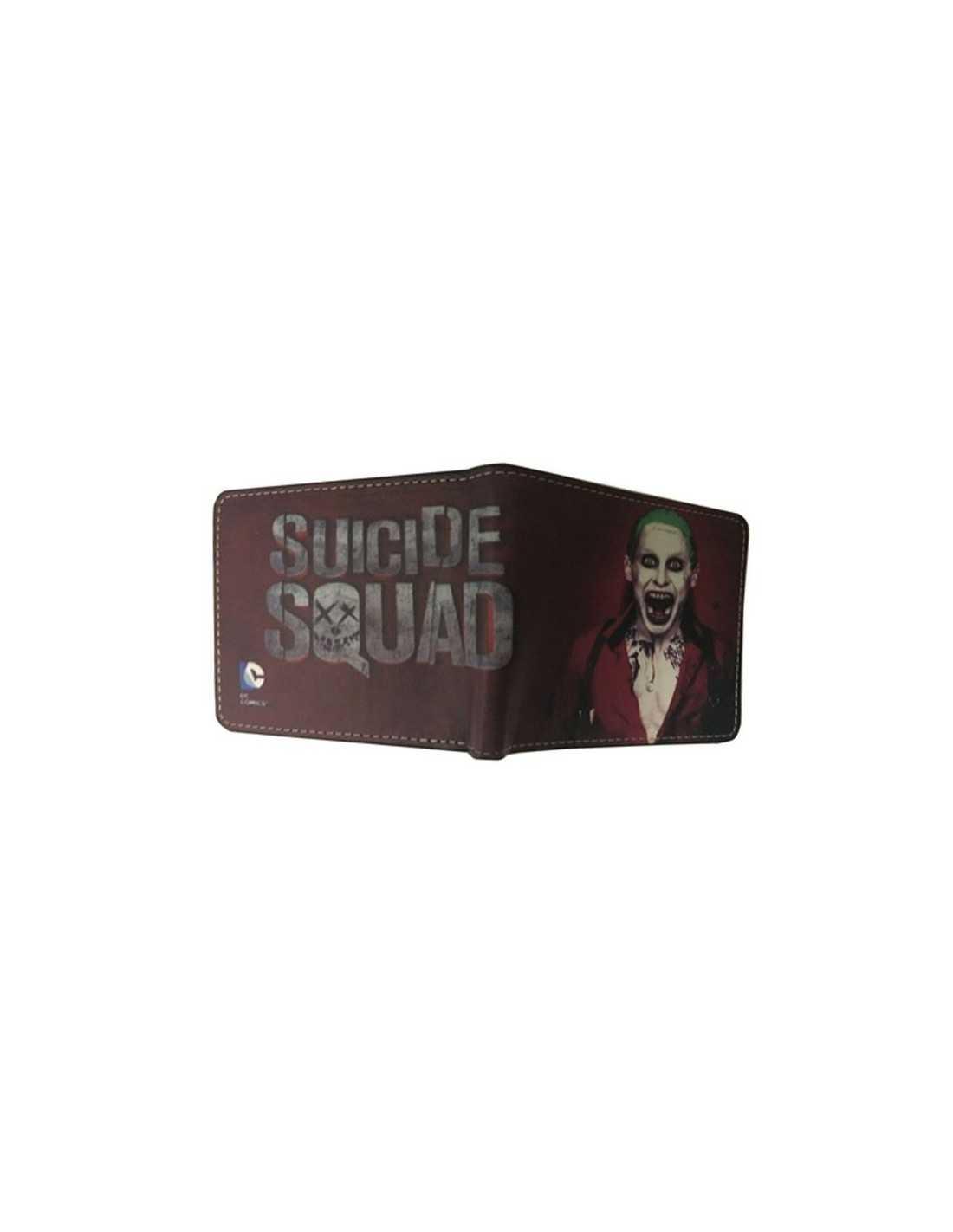 Кошелек бумажник Suicide Squad