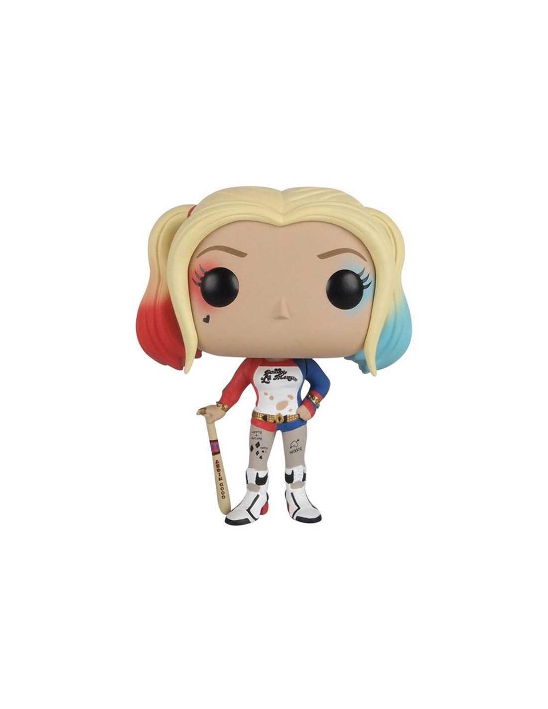 Фигурка Funko POP Harley Quinn (с большой головой)