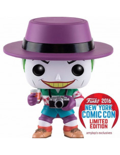Фигурка Funko POP Joker в шляпе