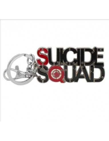 Брелок Suicide Squard (надпись)