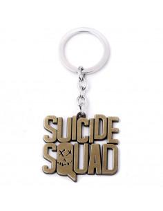 Брелок Suicide Squard стильная надпись