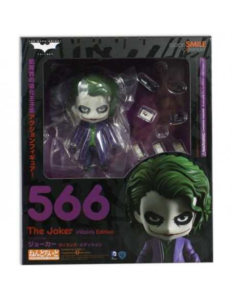 Фигурка Joker Villain's Edition, Nendoroid 566