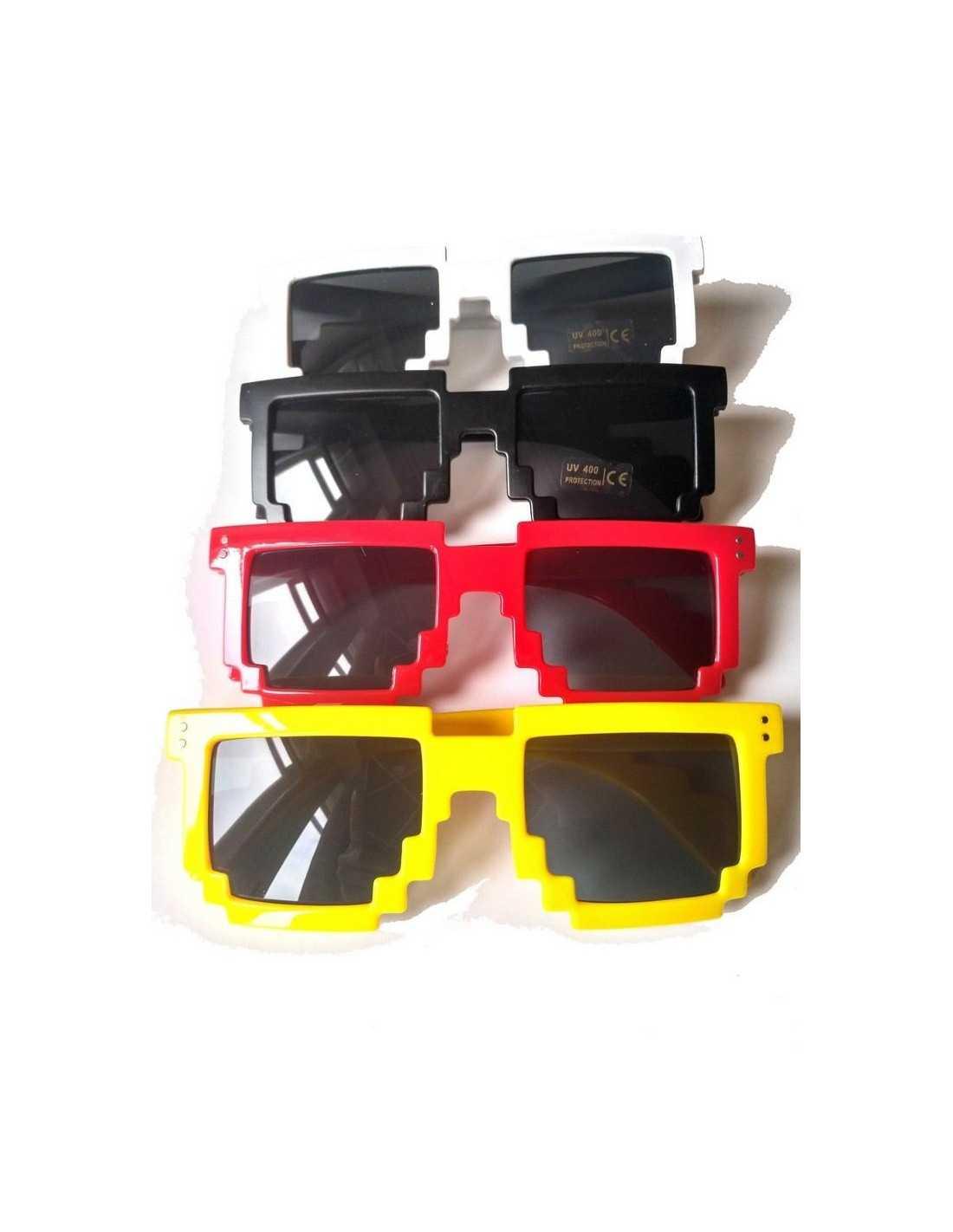 Пиксельные солнцезащитные очки UV400