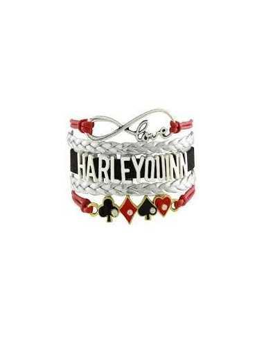 Браслет Harley Quinn