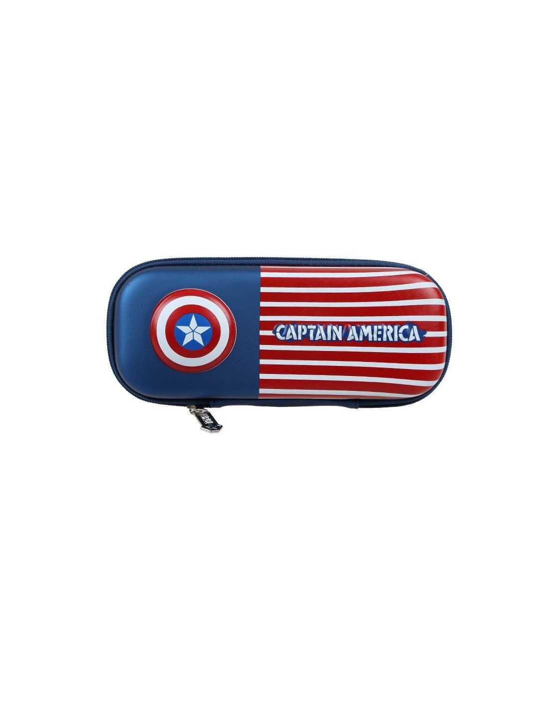 Пенал Marvel Captain America, Iron Man