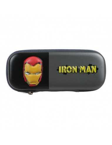 Пенал Marvel Iron Man маска