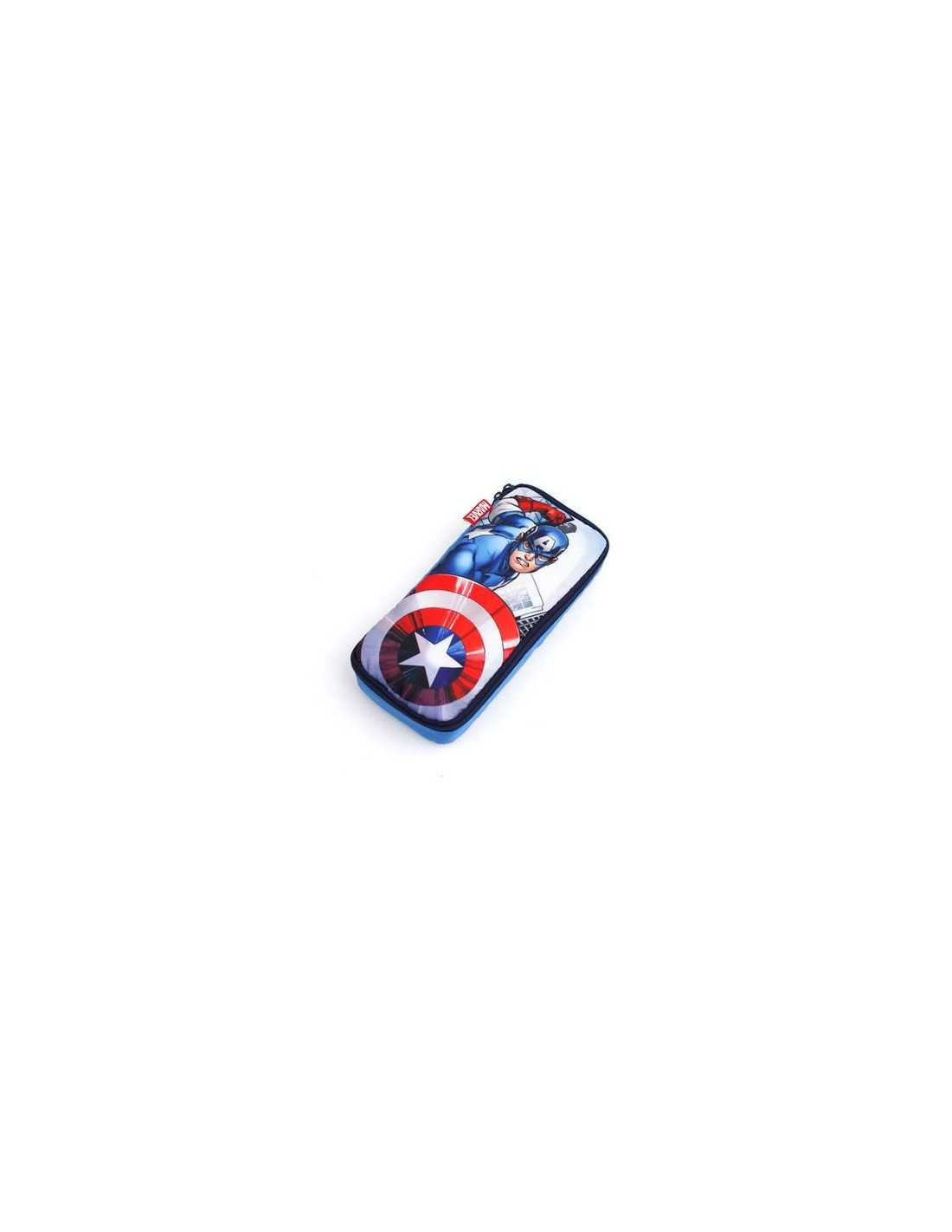 Пенал Marvel Captain America