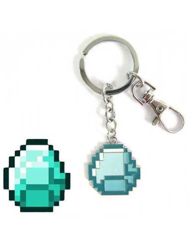 Брелок Алмаз Майнкрафт (Minecraft)