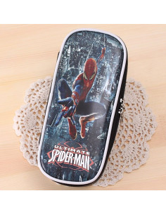 Пенал Marvel Spider-Man чёрный
