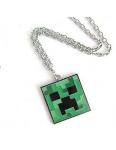 Кулон Крипер (Creeper) Майнкрафт (MineCraft)