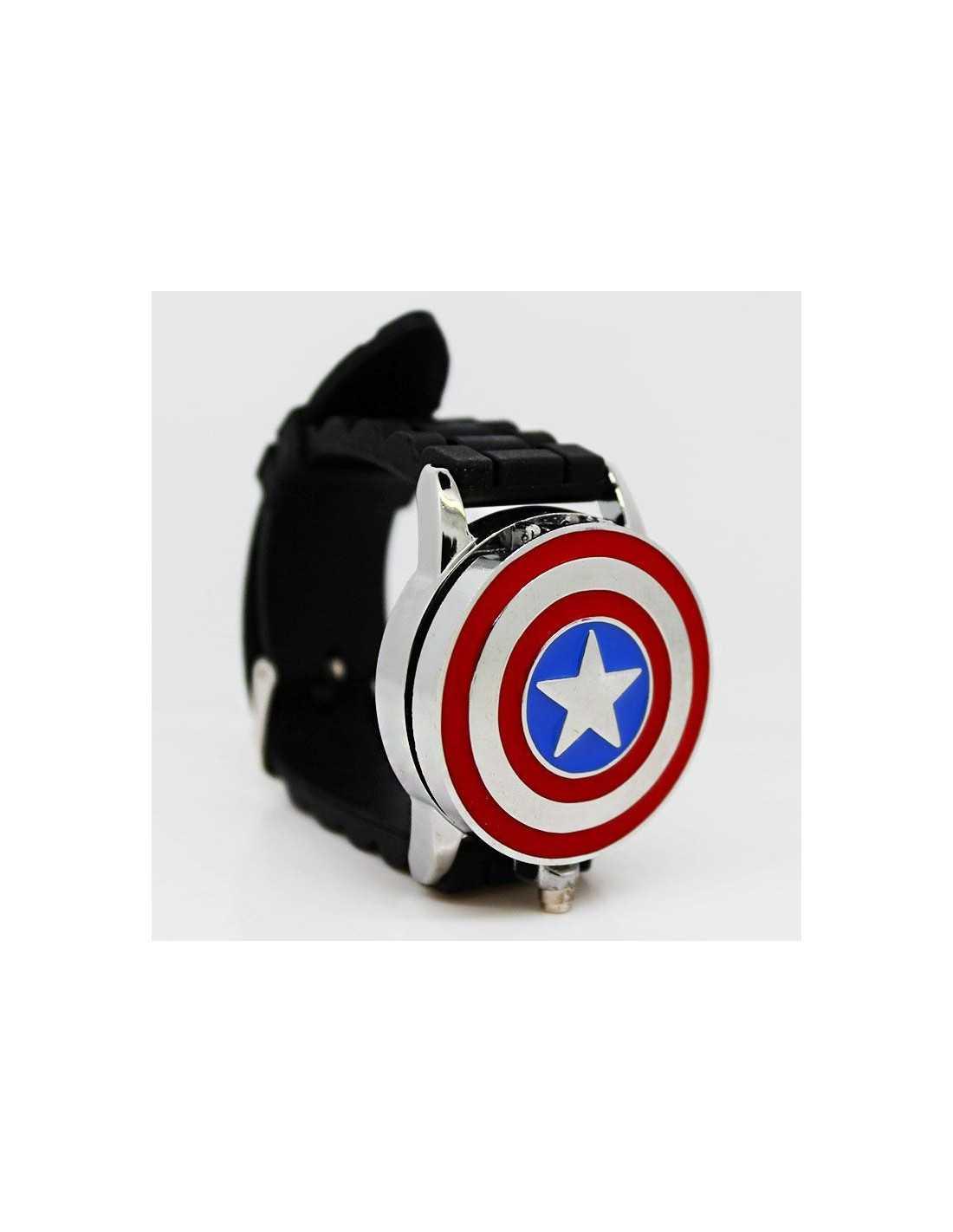 Часы Captain America
