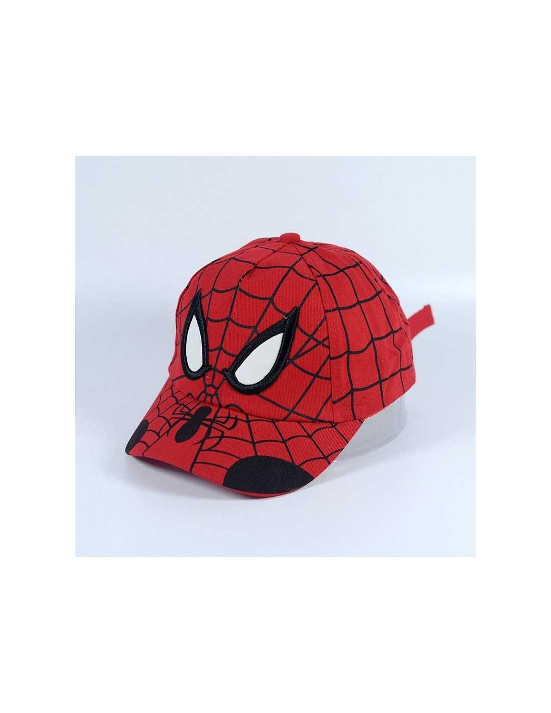 Кепка Marvel Spider-Man красная