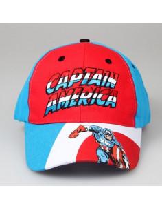 Кепка бейсболка Marvel Captain America