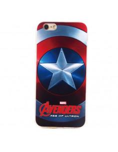 Чехол Marvel Captain America для iPhone 6