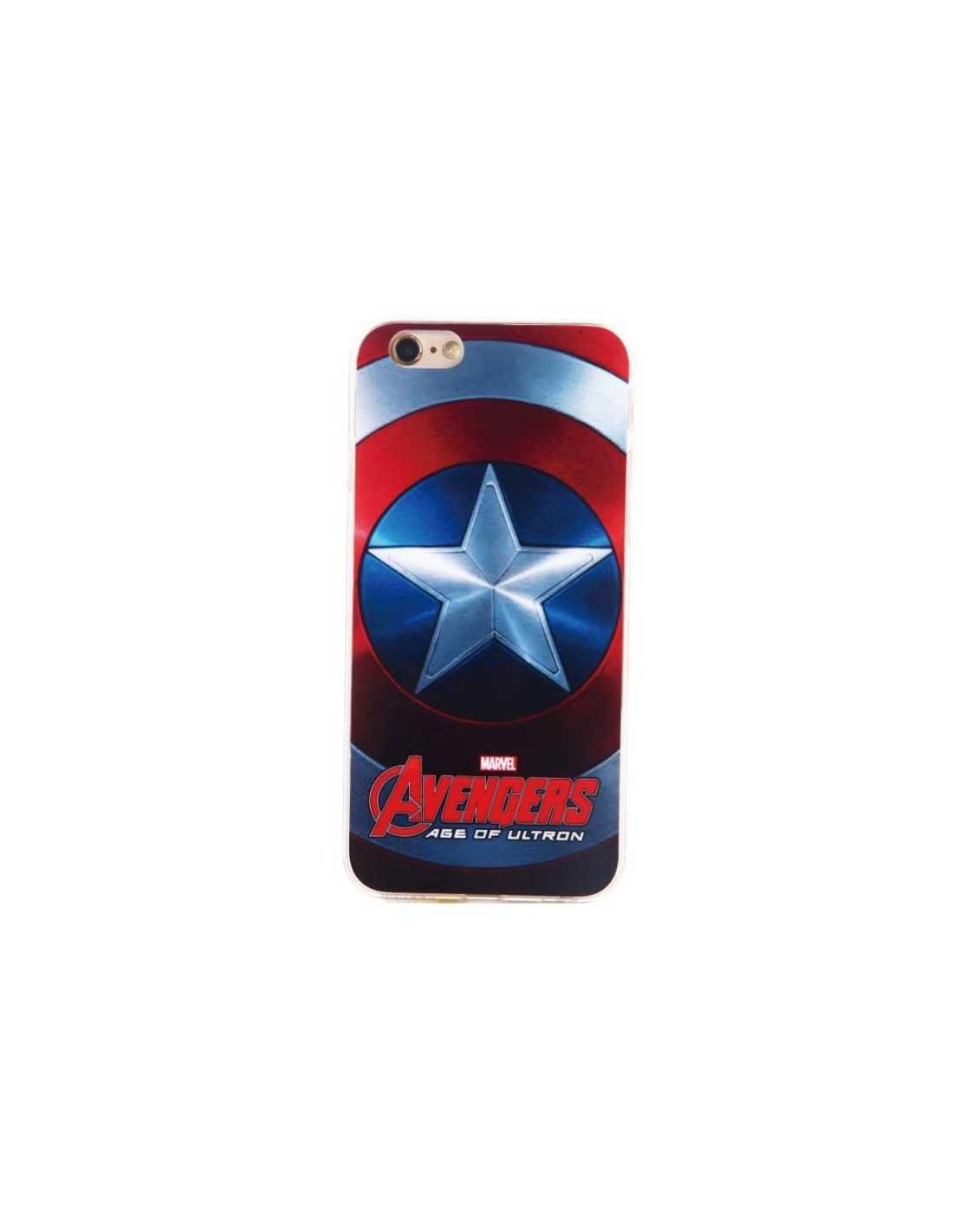 Чехол Marvel Iron Man для iPhone 6