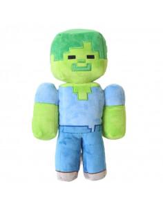Мягкая игрушка Зомби Minecraft
