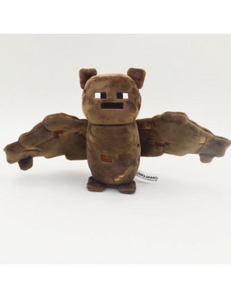 Мягкая игрушка Летучая мышь Minecraft 18 см