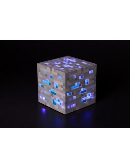 Ночник Алмазная руда Minecraft LED
