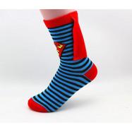 Носки DC Superman полосатые