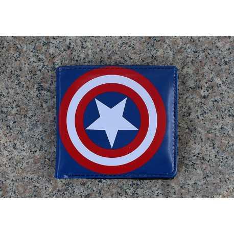 Кошелек Marvel Captain America