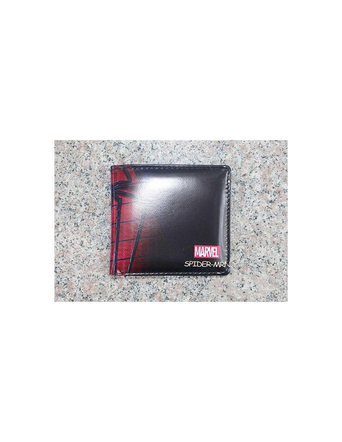 Кошелек Marvel Spider Man черный