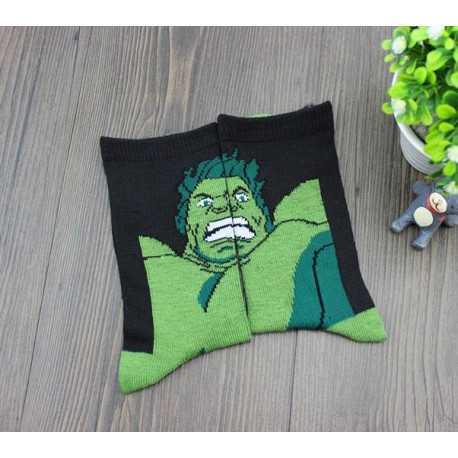 Носки Marvel Hulk