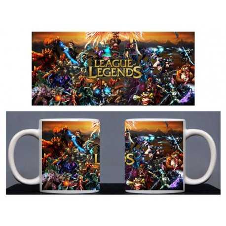 Чашка League of Legends