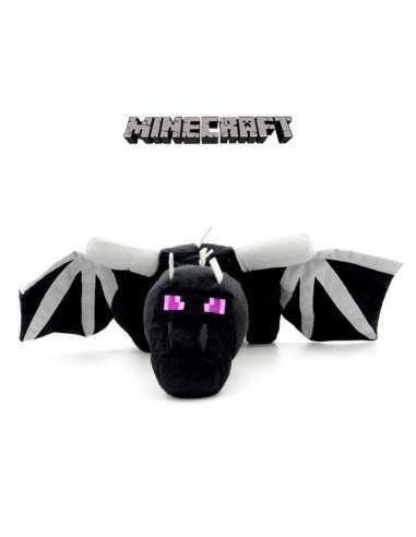 """Мягкая игрушка большой """"Эндердракон"""" 60 см, Minecraft"""
