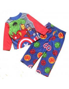 Флисовая пижама Marvel Avengers