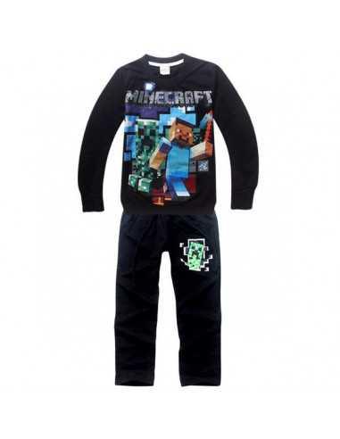 Темный костюм на мальчика Minecraft Герои